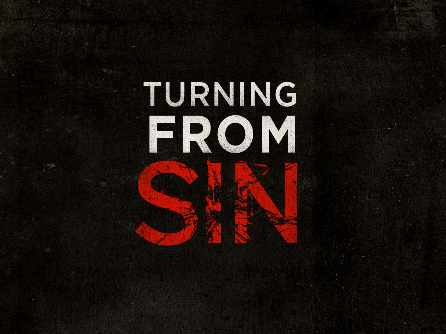 10 Points on How to Stop Sinning