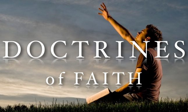 Doctrines of Faith