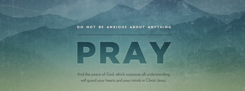 Christian Advice on Anxiety: When all else fails