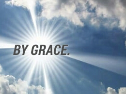 By Grace: A Scripture Study on God's Grace