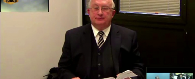Watchtower Governing Body's Geoffrey Jackson Lies Under Oath