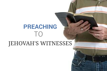 Preaching to Jehovah's Witnesses Using Love