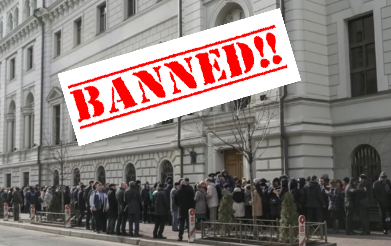 Jehovah's Witnesses Banned in Russia: Kingdom Halls to be Seized