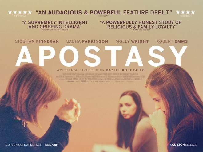 Apostasy movie review