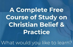 free reformed theology Evangelical christian bible courses