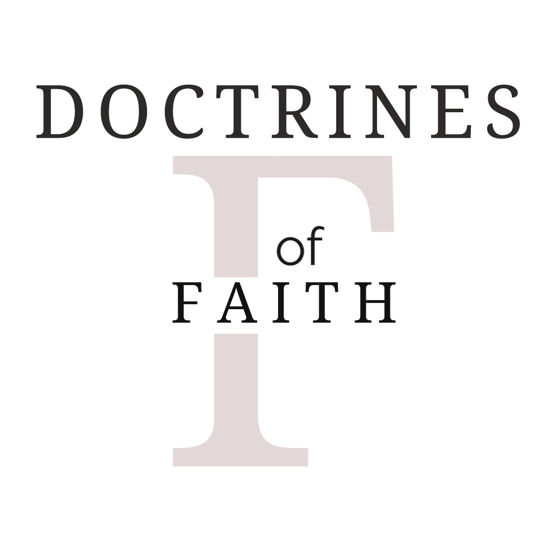 Doctrines of Faith Christian Ministry